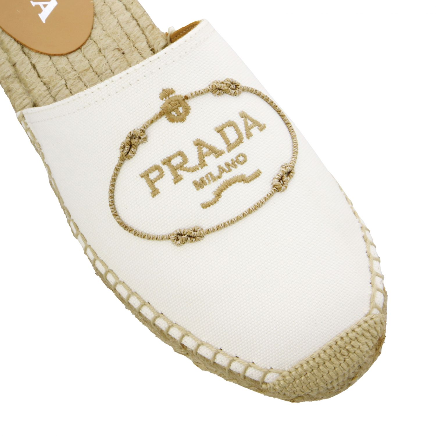 Espadrilles Prada: Shoes women Prada white 4
