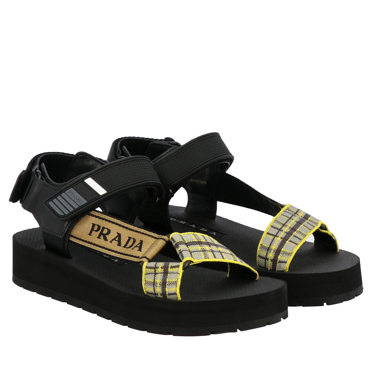 Shoes women Prada black 2