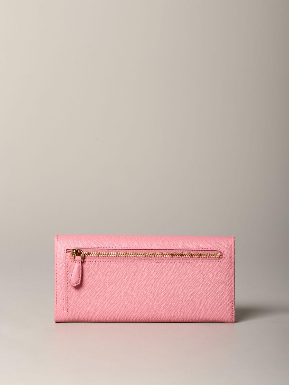 Wallet Prada: Wallet women Prada pink 3