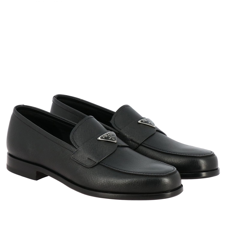 Loafers Prada 2DB180 3E0N Giglio EN