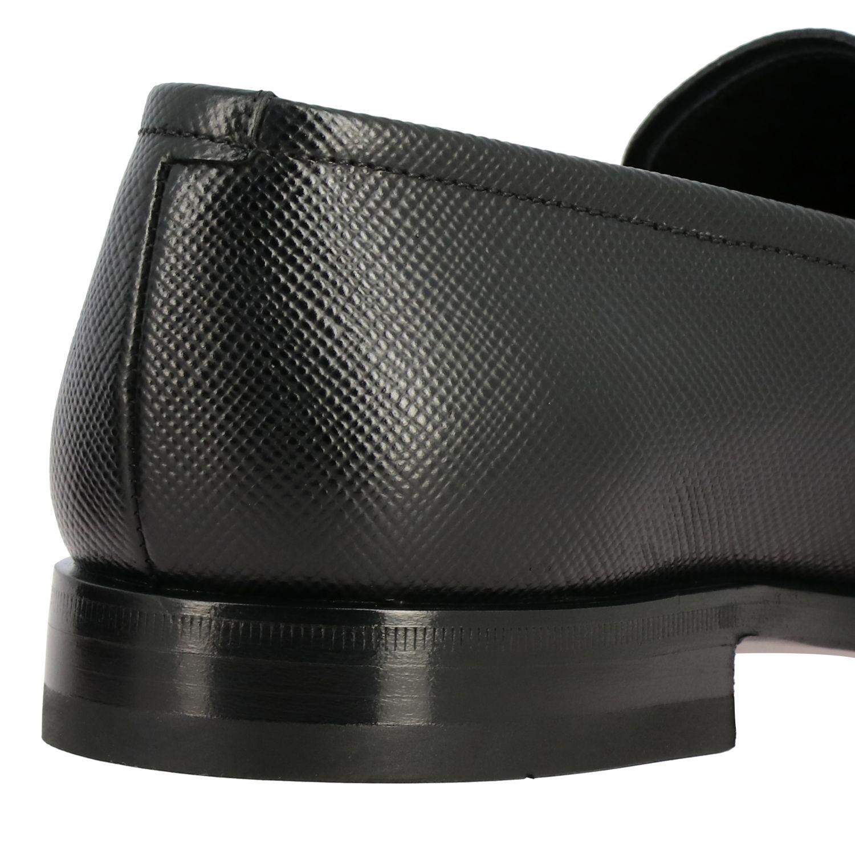 Shoes men Prada black 5