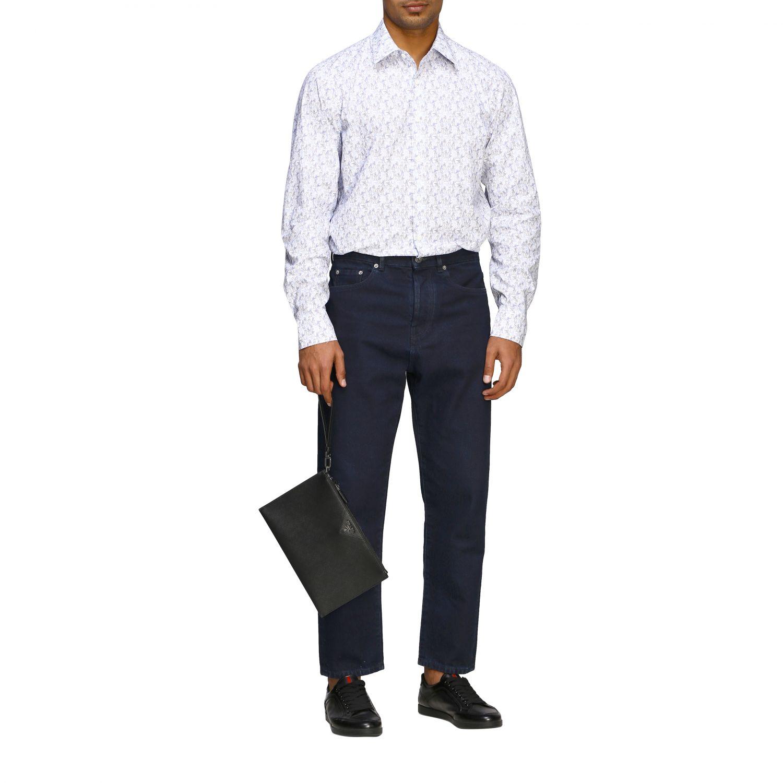 Briefcase Prada: Bags men Prada black 2