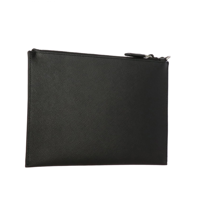 Briefcase Prada: Bags men Prada black 3