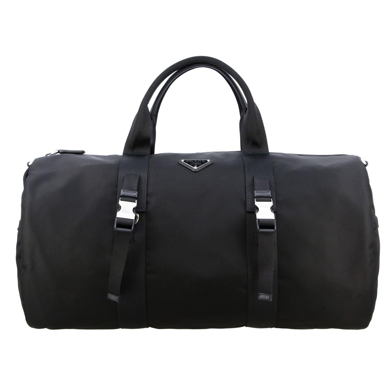Travel bag Prada: Bags men Prada black 1