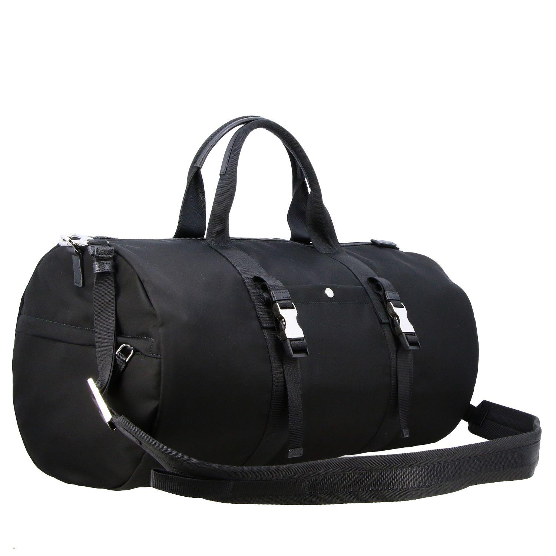 Travel bag Prada: Bags men Prada black 3