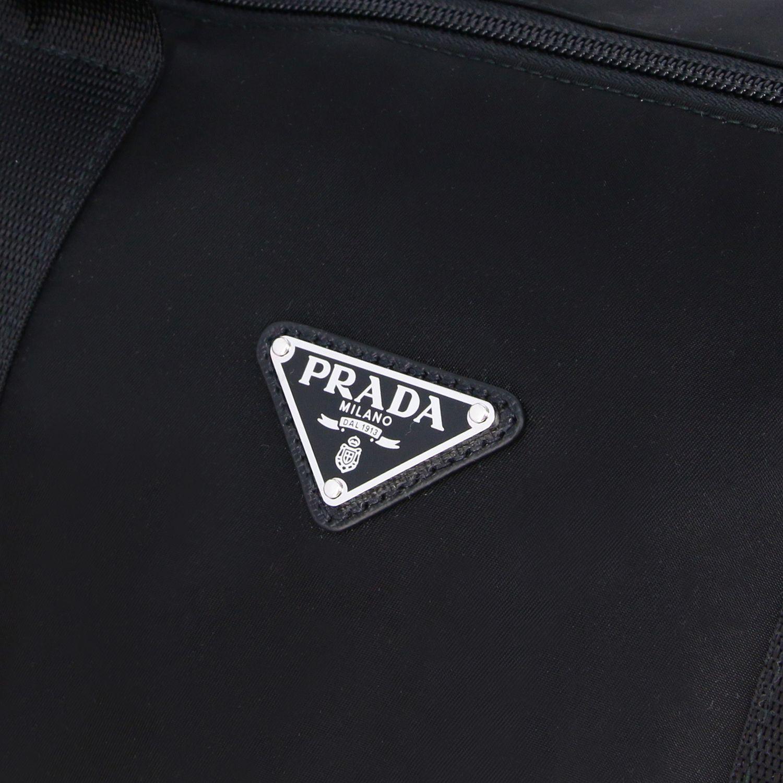 Travel bag Prada: Bags men Prada black 4