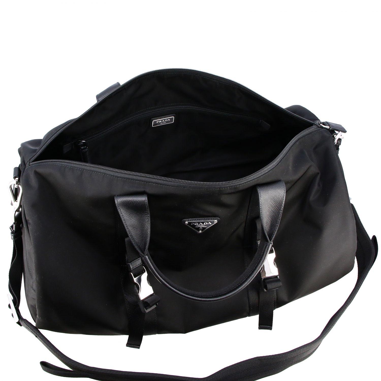 Travel bag Prada: Bags men Prada black 5