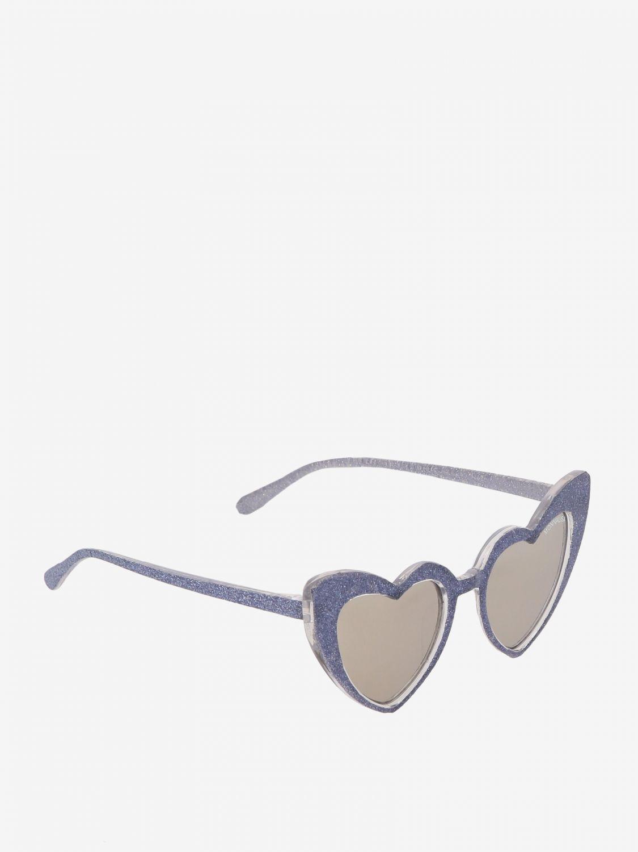 Sunglasses Monnalisa: Sunglasses kids Monnalisa gnawed blue 1
