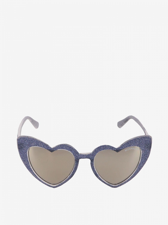 Sunglasses Monnalisa: Sunglasses kids Monnalisa gnawed blue 2