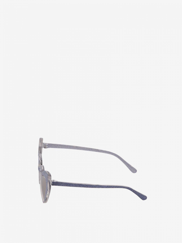 Sunglasses Monnalisa: Sunglasses kids Monnalisa gnawed blue 3