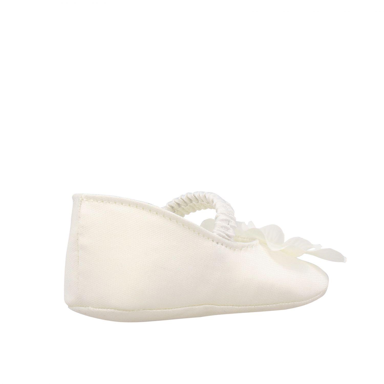 鞋履 儿童 Monnalisa Chic Bebe' 奶油黄 5