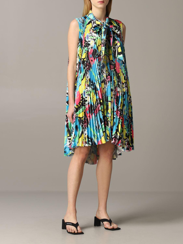 Dress Balenciaga: Dress women Balenciaga multicolor 1