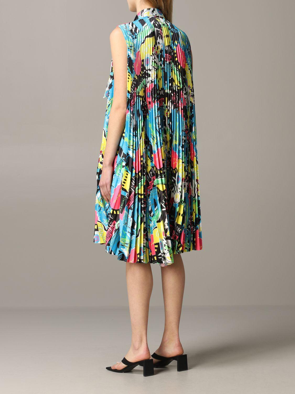 Dress Balenciaga: Dress women Balenciaga multicolor 2