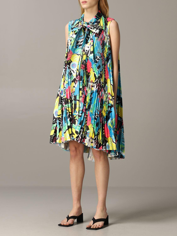 Dress Balenciaga: Dress women Balenciaga multicolor 3