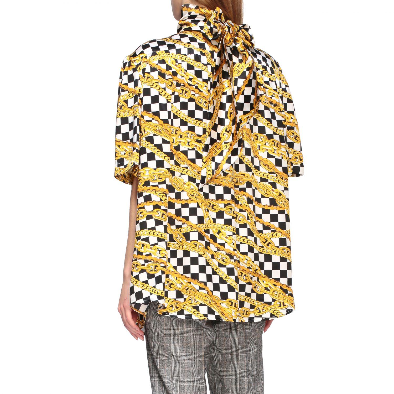Shirt Balenciaga: Shirt women Balenciaga black 3