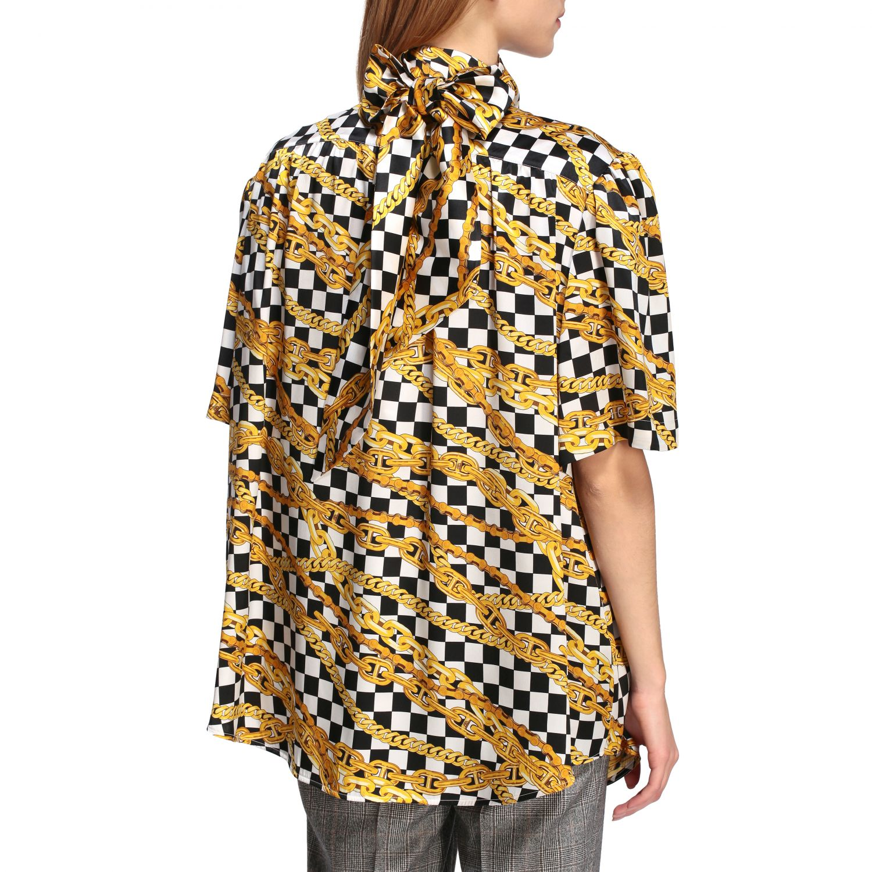 Shirt Balenciaga: Shirt women Balenciaga black 5