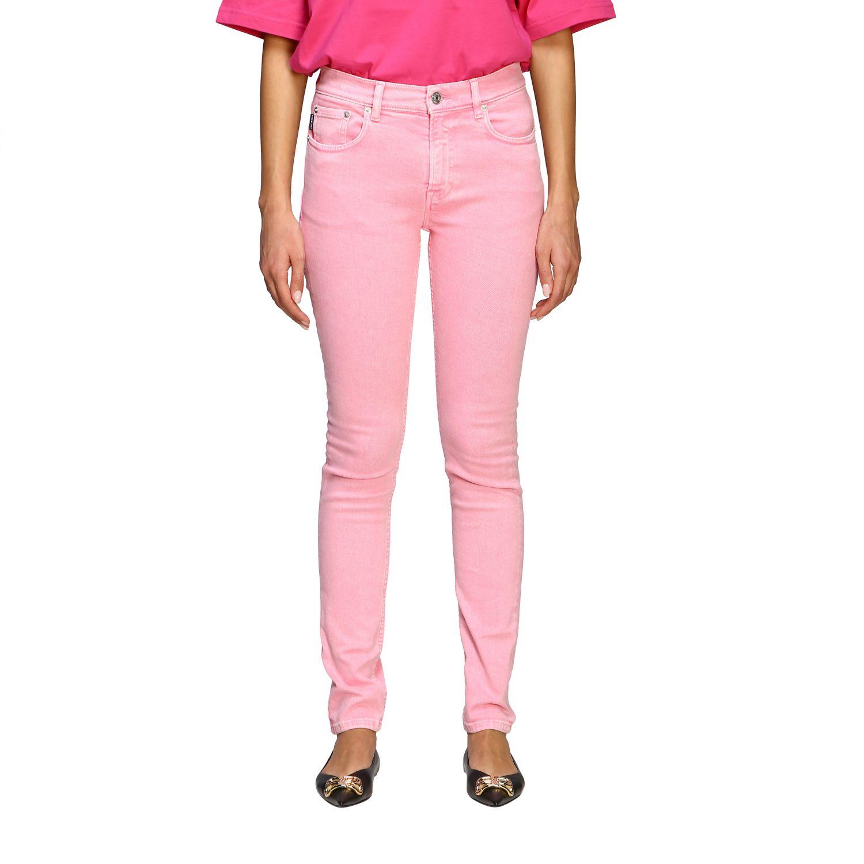 Jeans Balenciaga: Jeans women Balenciaga pink 1
