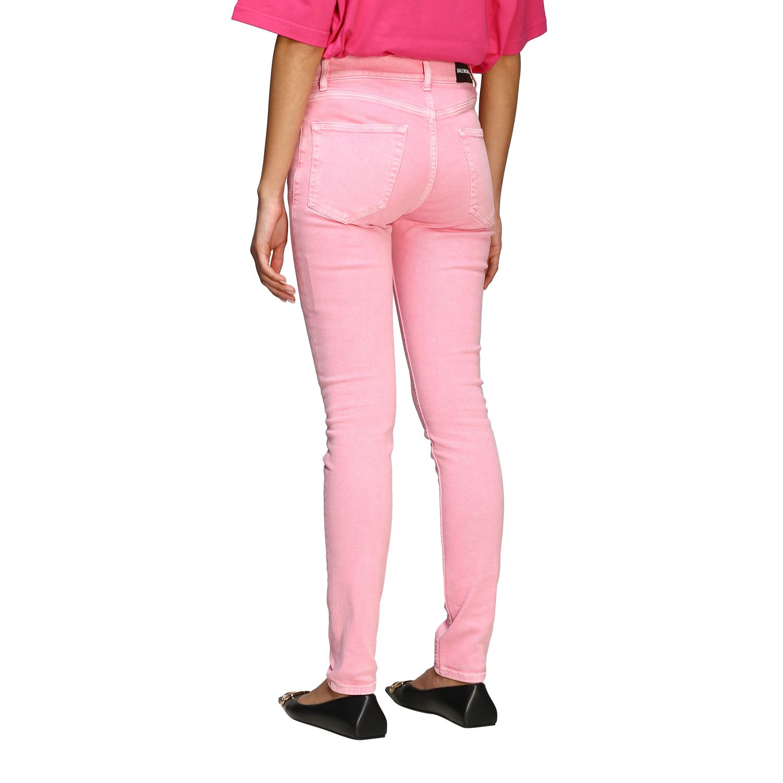 Jeans Balenciaga: Jeans women Balenciaga pink 3