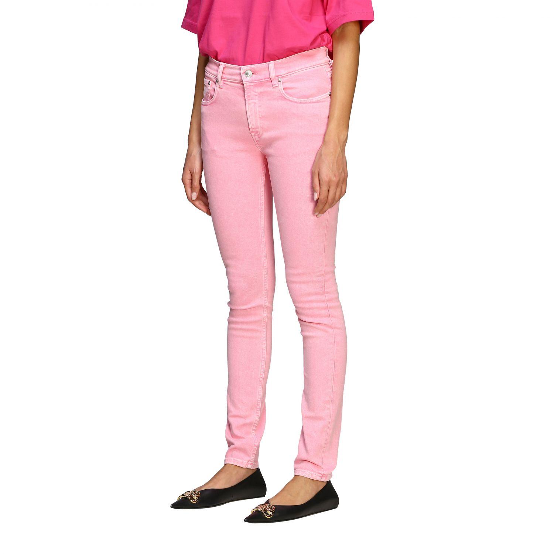 Jeans Balenciaga: Jeans women Balenciaga pink 4