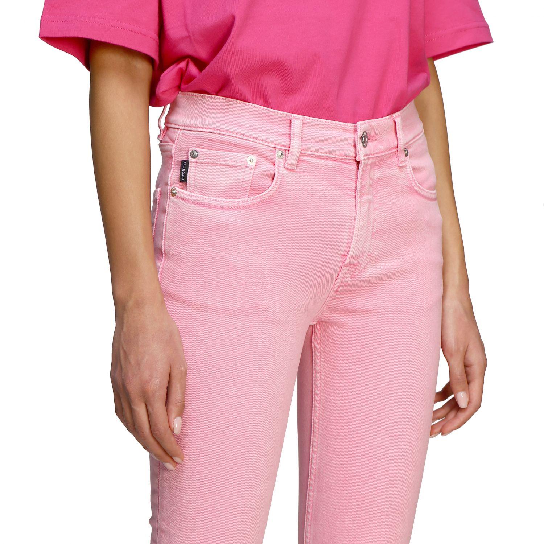 Jeans Balenciaga: Jeans women Balenciaga pink 5