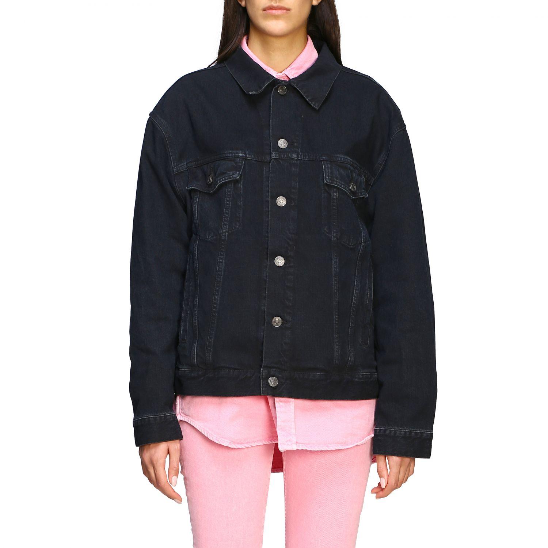 Jacket Balenciaga: Jacket women Balenciaga denim 1