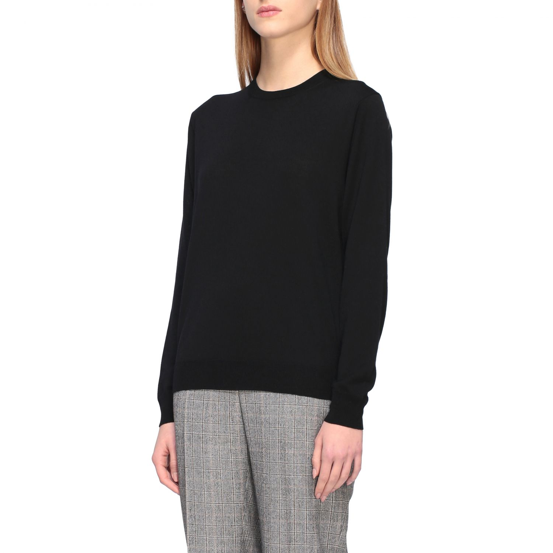 Свитер Женское Balenciaga черный 4