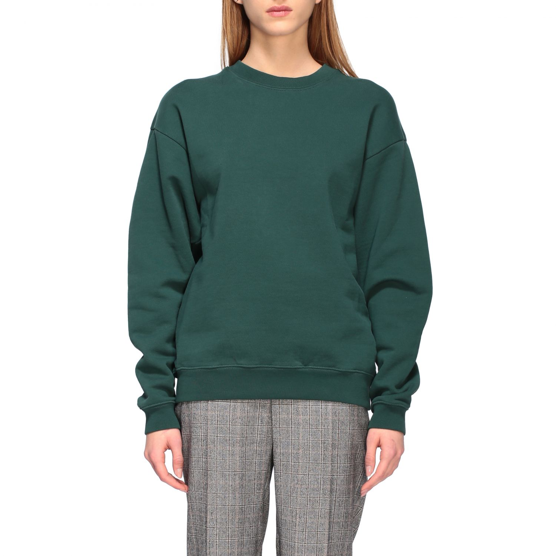 Sweatshirt Balenciaga: Sweatshirt women Balenciaga green 1