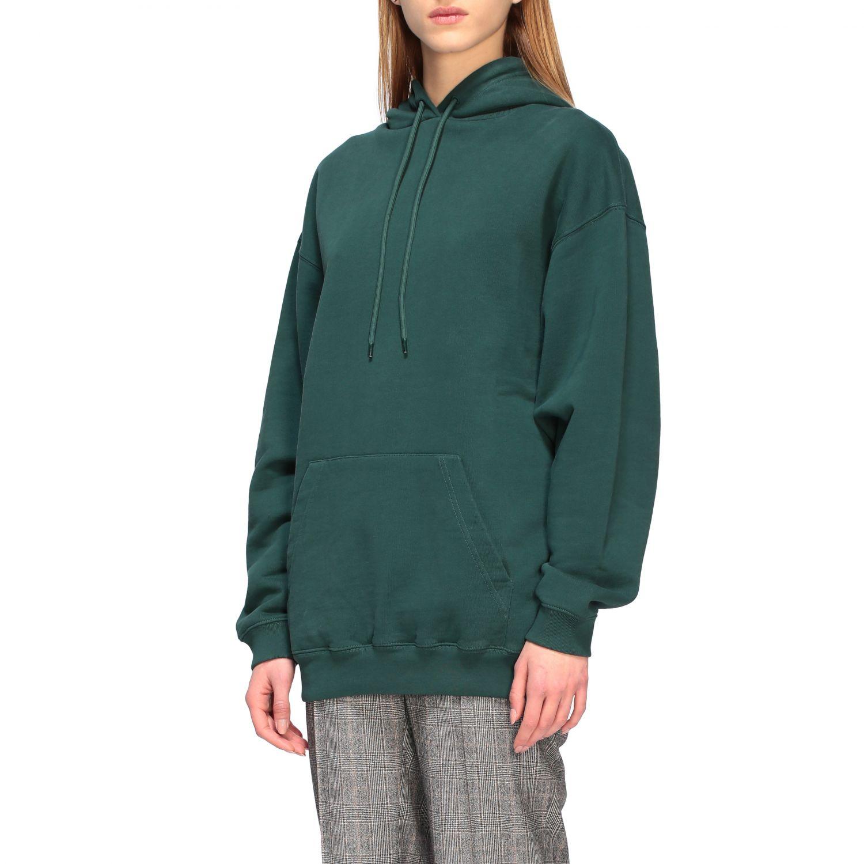 Sweatshirt Balenciaga: Sweatshirt women Balenciaga green 4