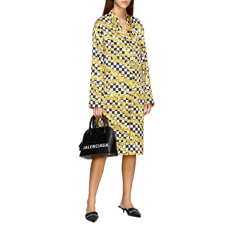Handbag Balenciaga: Shoulder bag women Balenciaga black 2