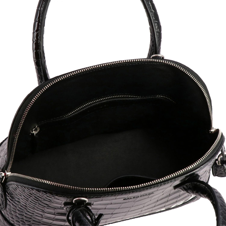 Handbag Balenciaga: Shoulder bag women Balenciaga black 5
