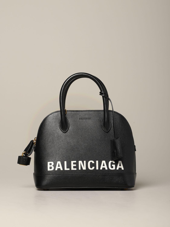 Handbag Balenciaga: Shoulder bag women Balenciaga black 1