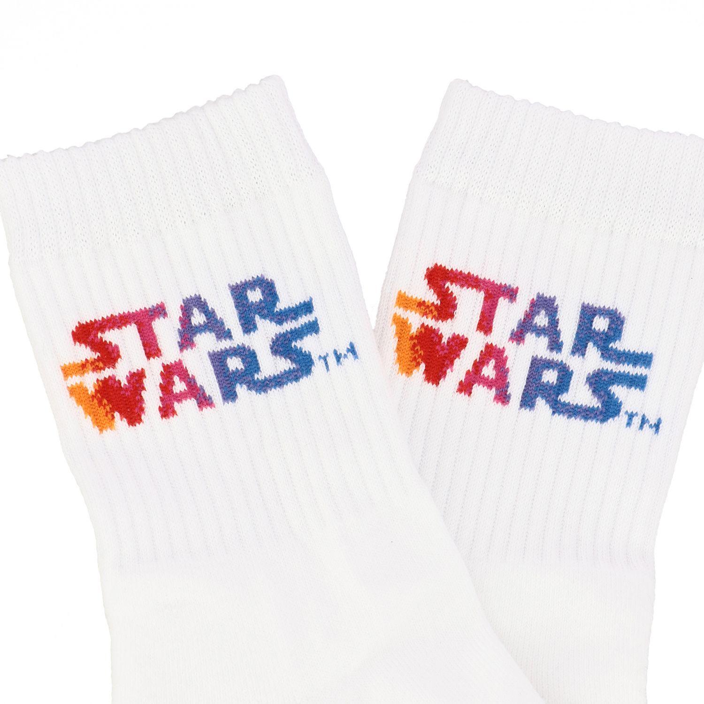 Носки Etro X Star Wars с принтом Мужское Etro белый 2