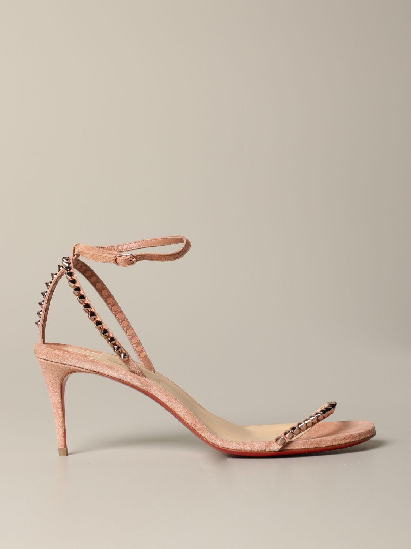 Shoes women Christian Louboutin nude 1