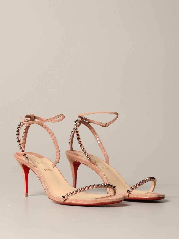 Shoes women Christian Louboutin nude 2