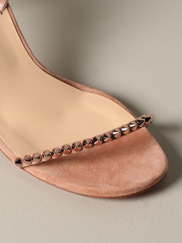 Shoes women Christian Louboutin nude 4