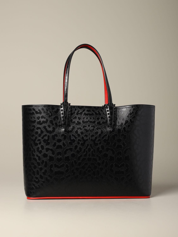 Shoulder bag women Christian Louboutin black 1