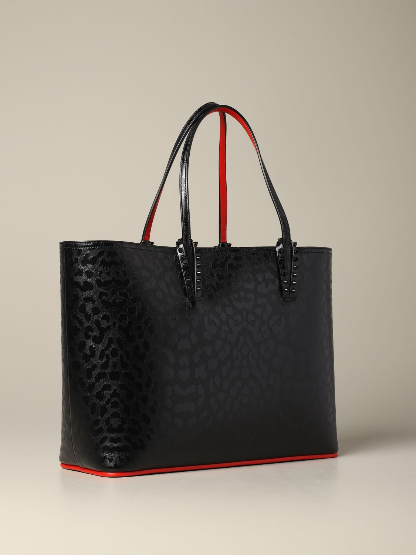 Shoulder bag women Christian Louboutin black 2