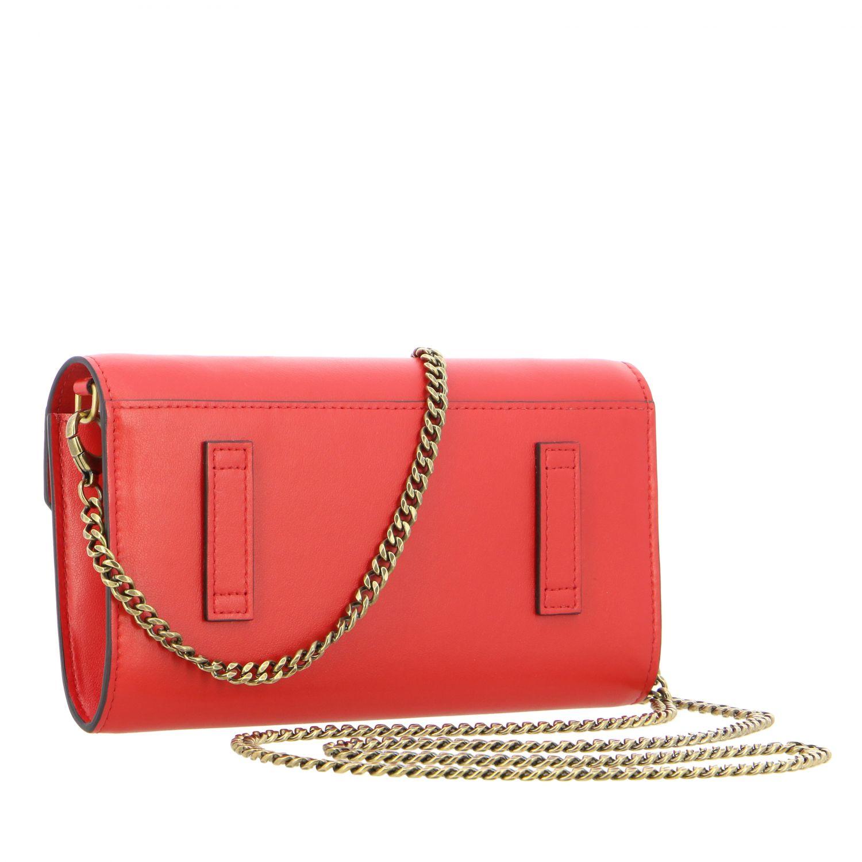 Mini bag Christian Louboutin: Mini bag women Christian Louboutin red 3