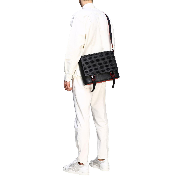 Bags men Christian Louboutin black 2