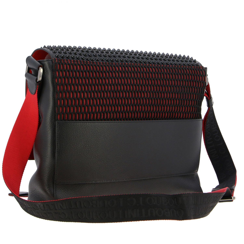 Bags men Christian Louboutin black 3