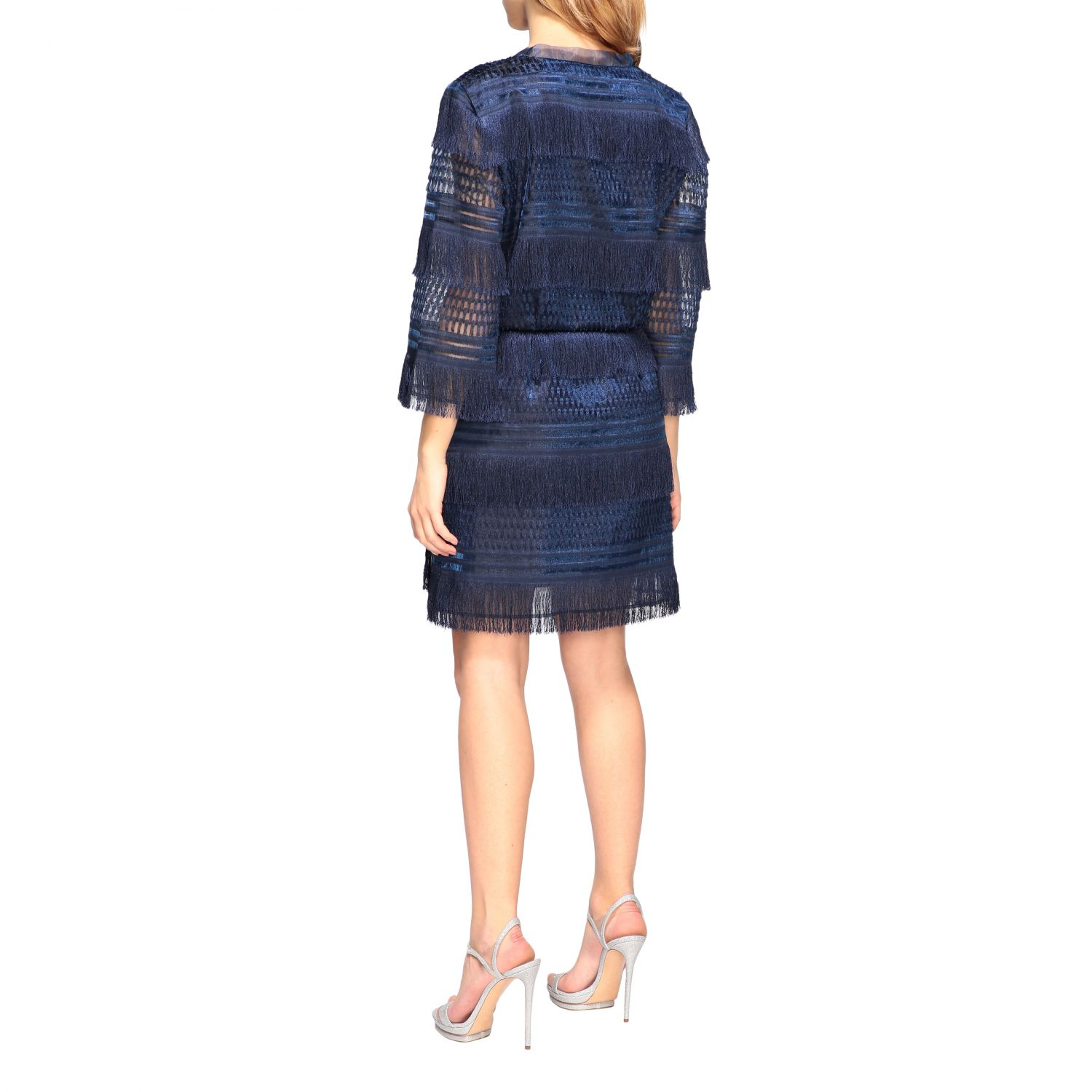 Dress Alberta Ferretti: Dress women Alberta Ferretti blue 2