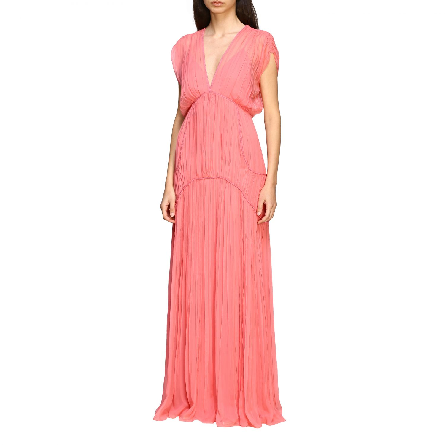 Dress Alberta Ferretti: Dress women Alberta Ferretti pink 3