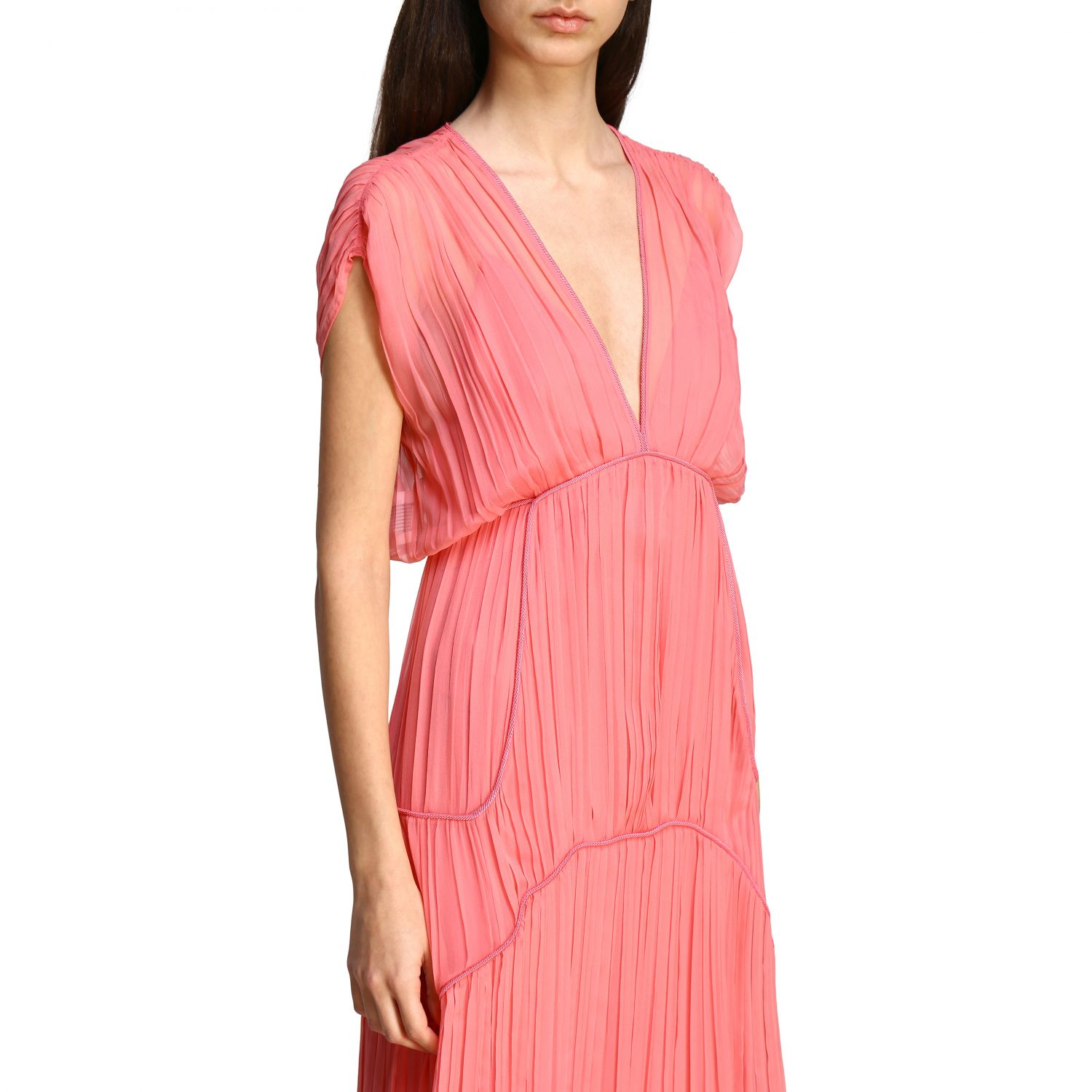 Dress Alberta Ferretti: Dress women Alberta Ferretti pink 4