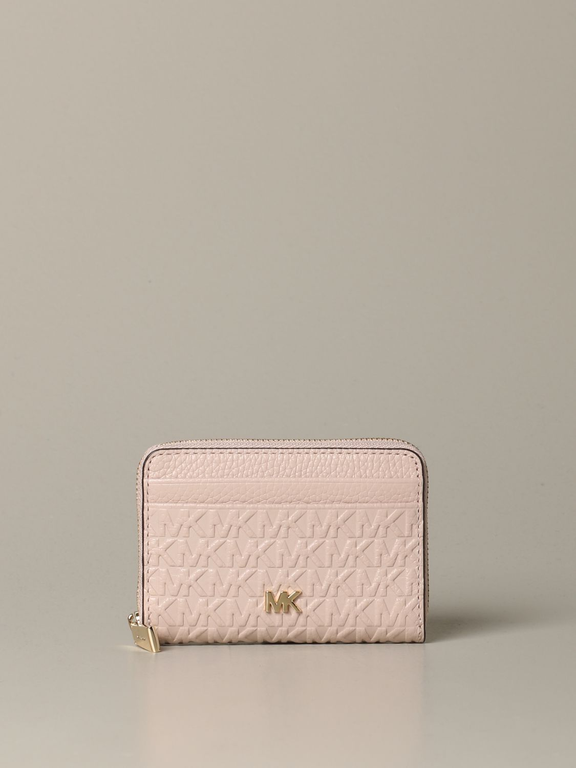 Wallet women Michael Michael Kors blush pink 1