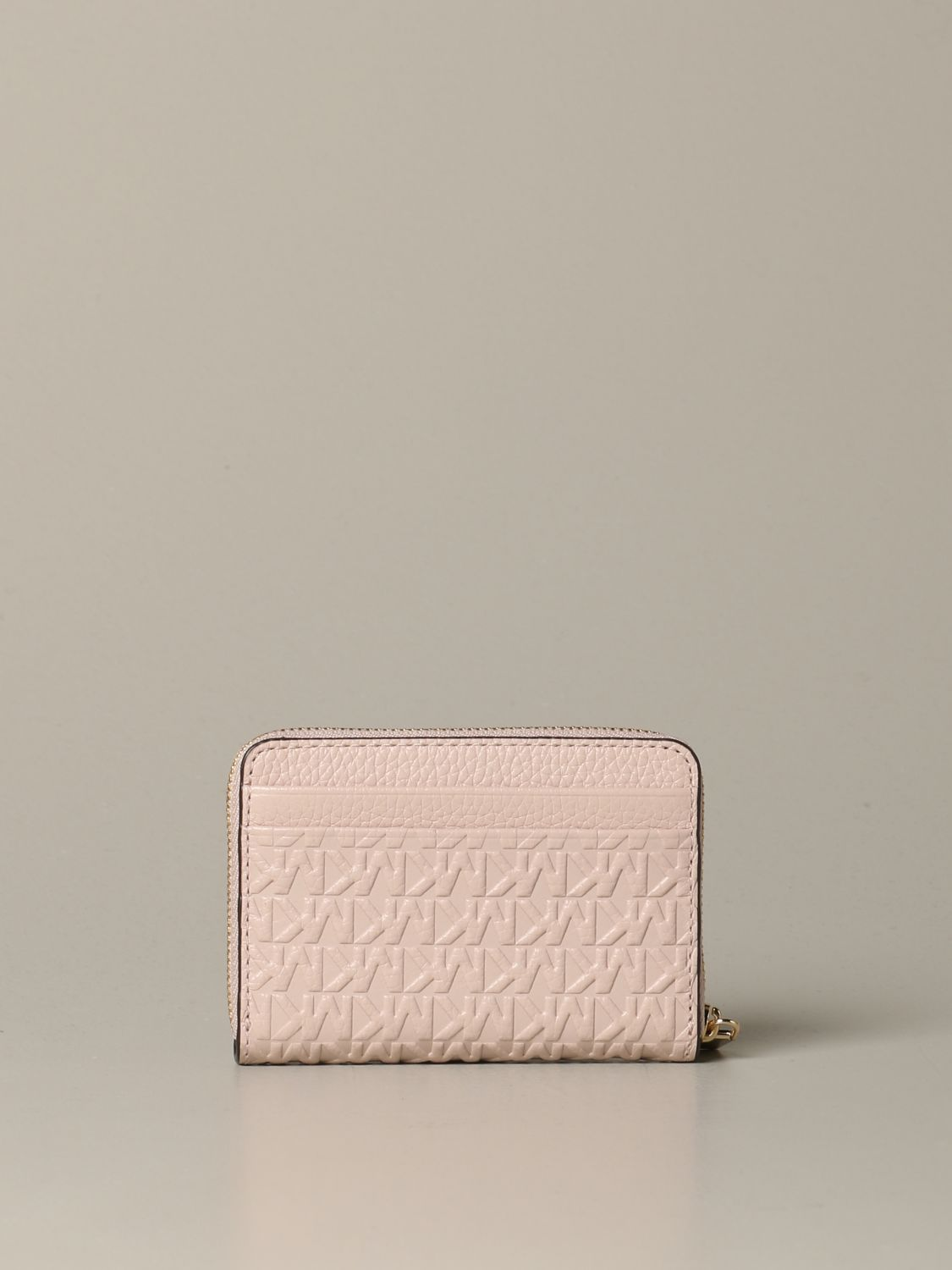 Wallet women Michael Michael Kors blush pink 3