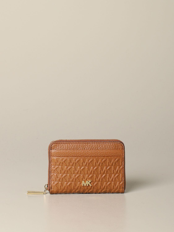 Wallet women Michael Michael Kors leather 1