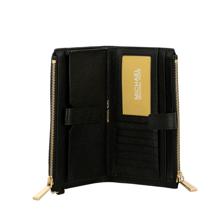 Wallet women Michael Michael Kors black 2