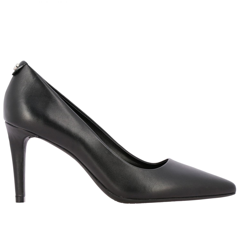 Dorothy Michael Michael Kors décolleté in leather black 1