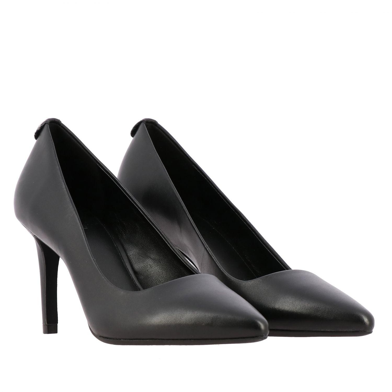 Dorothy Michael Michael Kors décolleté in leather black 2