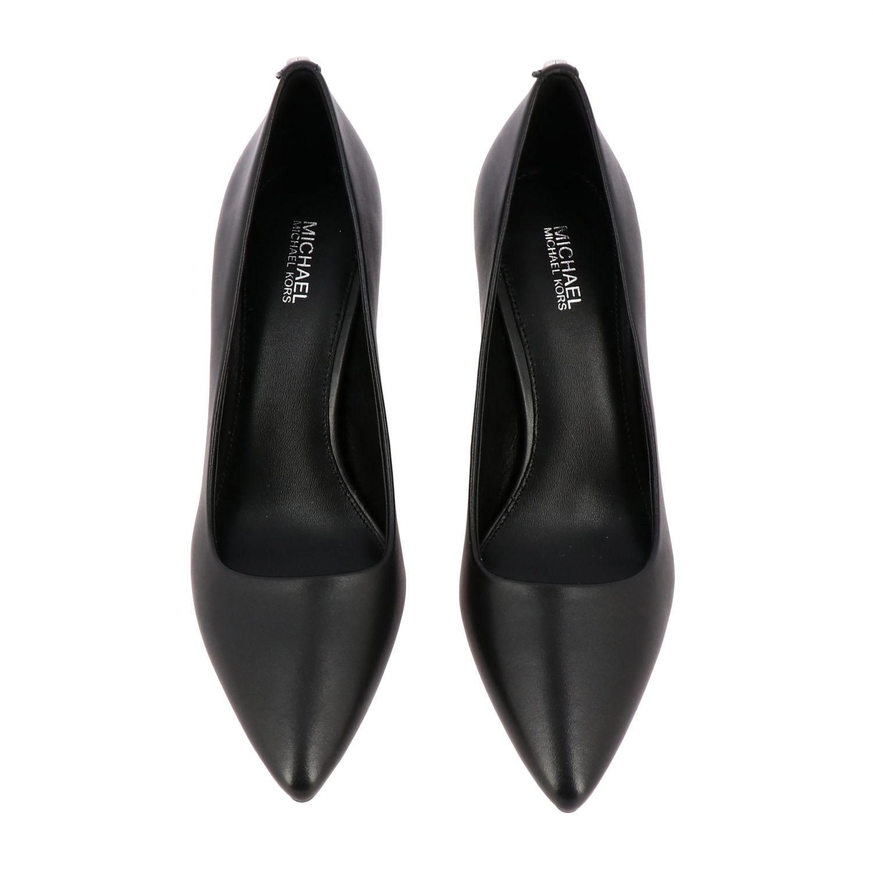Dorothy Michael Michael Kors décolleté in leather black 3